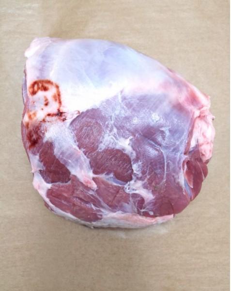 Bio-Lammkeule mit Knochen