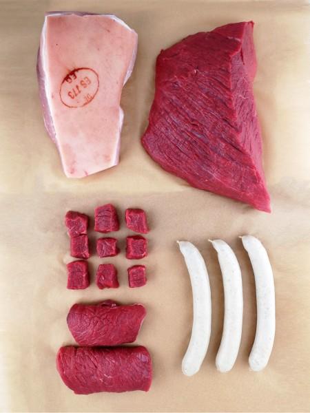 Bio-Familienschmaus-Fleischbox