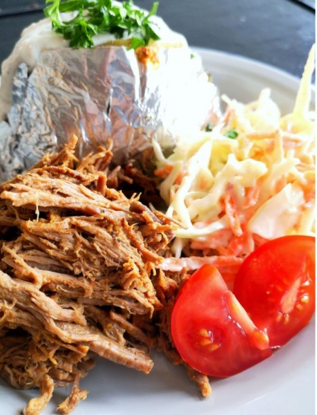 Pulled-Beef